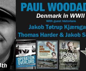 """""""Denmark in WW2"""" on WW2 TV"""
