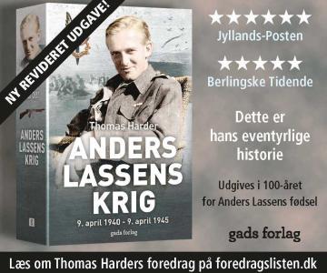 """Om at skrive """"Anders Lassens krig"""""""