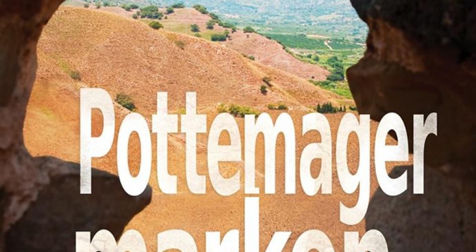 Pottemagermarken - Ny Camilleri-krimi med kommissær Montalbano