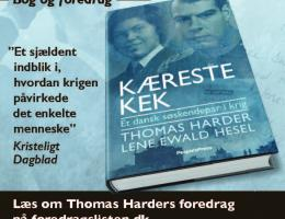 Bog og foredrag om et dansk søskendepar i britisk krigstjeneste