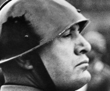 Interview om fascismen i Italien - historisk og nu - Tidsånd på DR/P1
