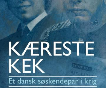 "Text Samples from ""Kæreste Kek"" - the story, in their own words - of Ellen end Henrik who served, respectively, in the WRNS' top-secret ""Y"" Service and the 8th Army in North Africa and Italy"