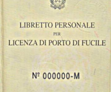Interview om våben- og selvforsvarslov i Italien