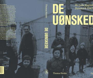 """Interview om """"De uønskede"""", Forfattermorgen"""