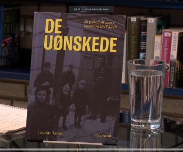 """Interview om """"De uønskede"""" i """"Mellem os"""", TV 2/Bornholm"""