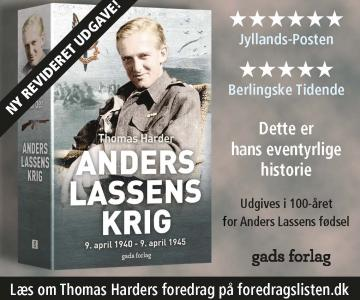 Videointerviw og foredrag om Anders Lassen