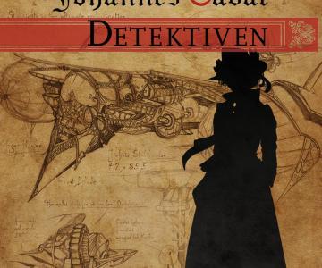 """Jonathan L. Howard: """"Johannes Cabal - Detektiven"""""""