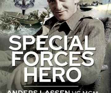"Webinar on Major Anders Lassen VC, MC**, SBS and ""Special Forces Hero"""