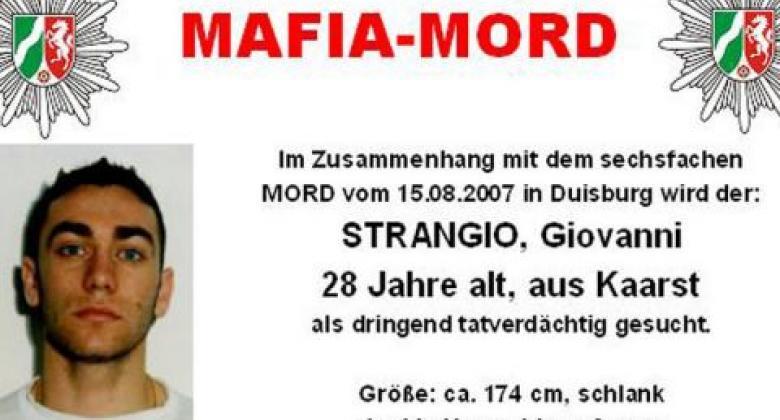 Interview om italienske mafiagrupper i Tyskland