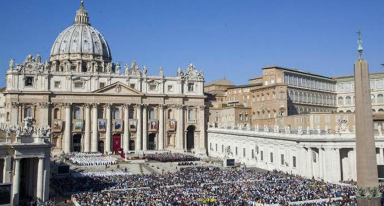 Foredrag om den katolske kirke