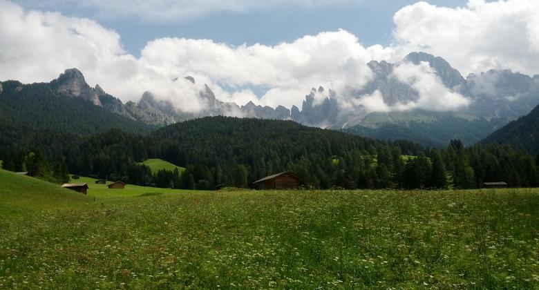 Sommerhøjskole i Sydtyrol
