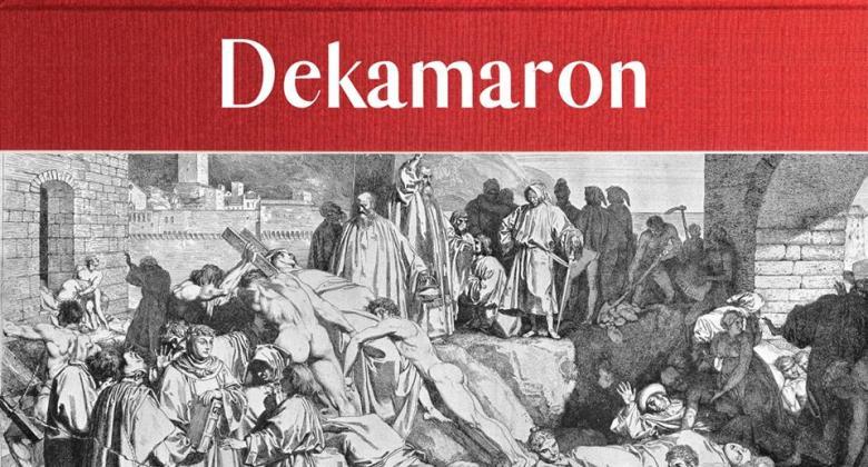 Boccaccios Dekameron LITTERATUR — BOGHALLEN 6. FEB 2020 KL. 17:00 - 18:00
