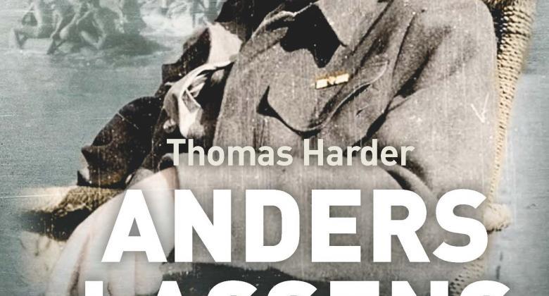 """Pressemeddelelse fra Gads Forlag - Ny udgave af """"Anders Lassens krig"""" udkommer den 22. september i anledning af 100-årsdagen for Anders fødsel"""