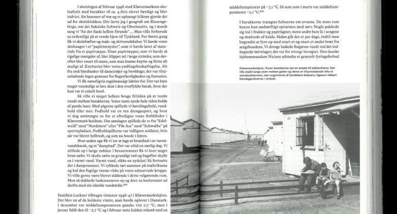 """Anmeldelse af """"De uønskede"""" i Historie-online"""