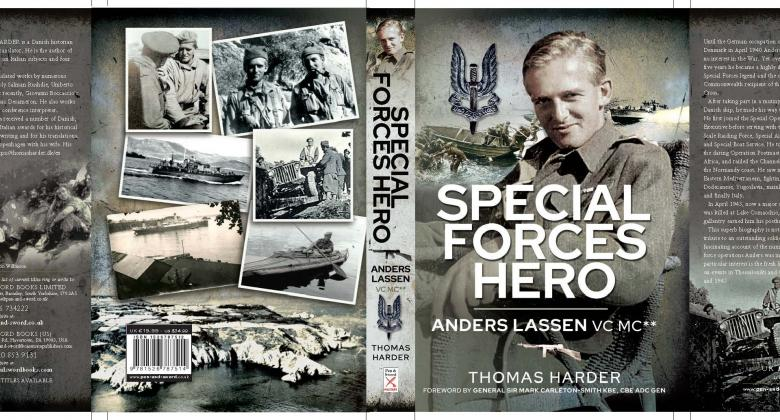 Special Forces Hero - Anders Lassen VC, MC**