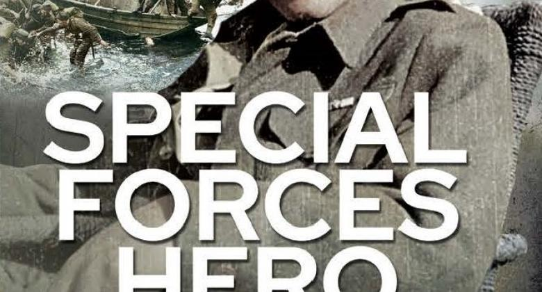 Anders Lassen – Special Forces Hero and his part in Greece's WW2 story - review by Jim Claven, Neos Kosmos