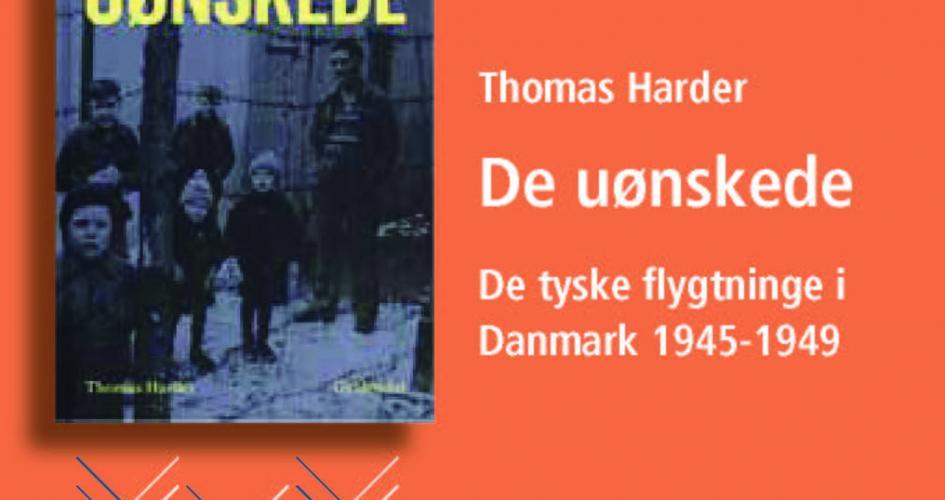 Bog og foredrag om De tyske flygtninge i Danmark 1945-1949