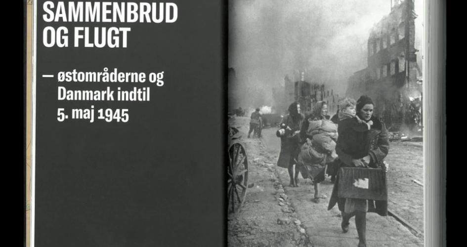 """Anmeldelse af """"De uønskede"""" i Kristeligt Dagblad"""