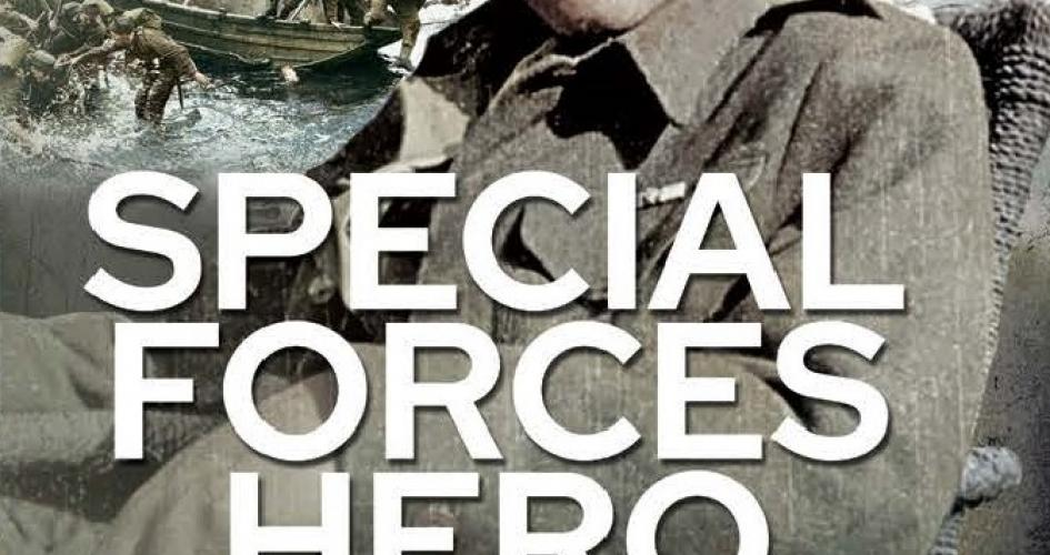 WEBINAR Special Forces Hero – Anders Lassen VC, MC**