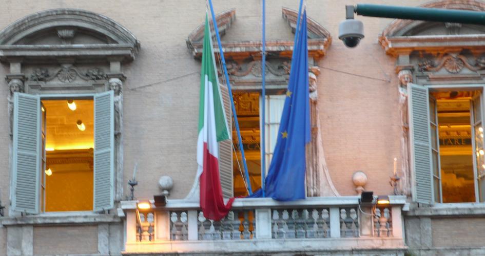 "Forelæsning: ""Valg i Italien"""